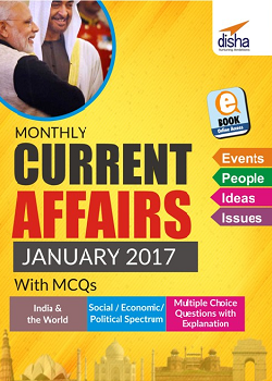 Current Affairs for Competitve Exams Jan 2017