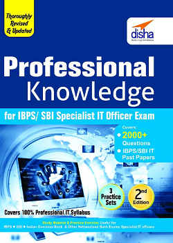 Professional Knowledge for IBPSSBI Specialist IT Officer Exam