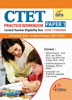 Solved 10 Mock Papers  Practice Workbook for CTET Paper 1 - English VIII