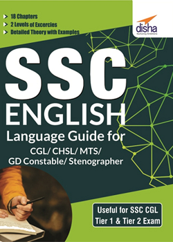 English Language Guide for all SSC Exams