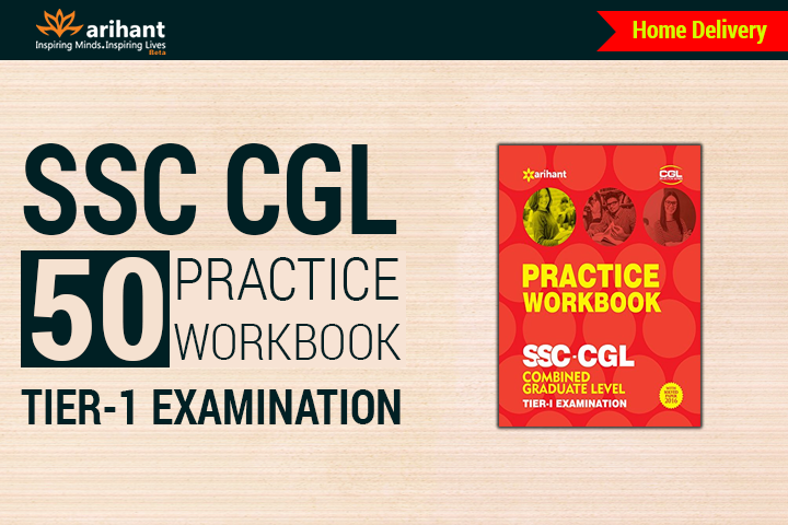 SSC CGL 50 Practice Workbook Combined Graduate Level Tier-I Examination