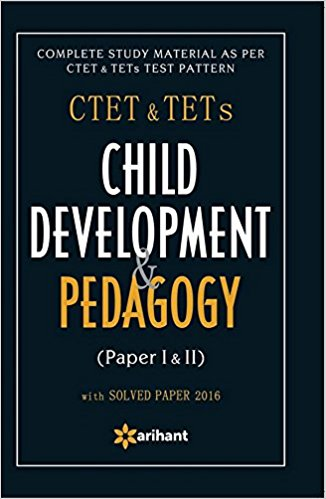 CTET  and TETs Child Development  and Pedagogy Paper I  and II