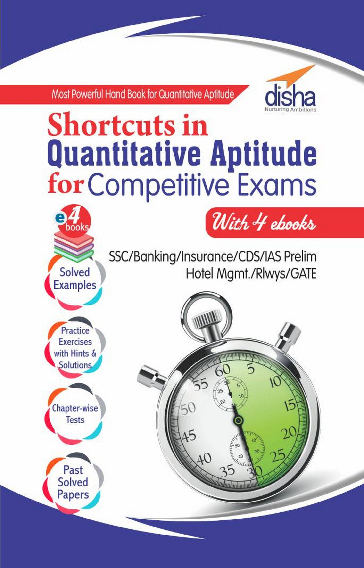 Shortcuts in quantitative aptitude with 4 ebooks for competitive shortcuts in quantitative aptitude with 4 ebooks for competitive exams fandeluxe Choice Image
