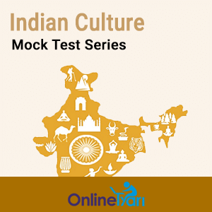 Indian Culture Mock Tests