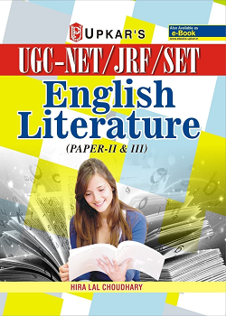 UGC NETJRF SET English Literature Paper-II and III