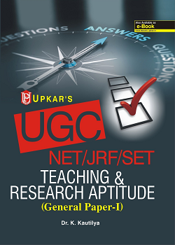 UGC NETJRFSET Teaching amp Research Aptitude General Paper-I