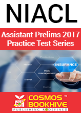 NIACL Assistant Prelims 2017 Mock Test Series