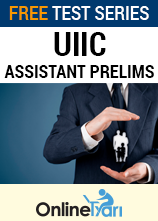 UIIC Assistant Prelims Free Test Series