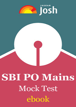 SBI PO Mains 2017 3 Practice Tests