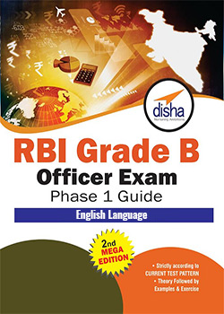 RBI Grade B Officer Exam Phase-1 Guide – English Language
