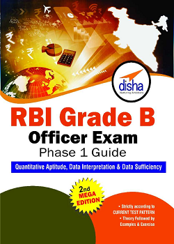RBI Grade B Officer Exam Phase-1 Guide-Quantitative Aptitude and Data Interpretation
