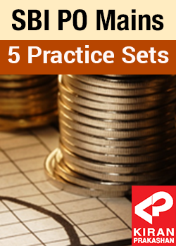 SBI PO Mains 5 Practice Sets