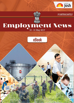 Employment News 16-31 May 2017