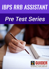 IBPS RRB Assistant Pre Test Series