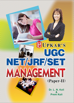 UGC - NET JRF SET Management Paper-II