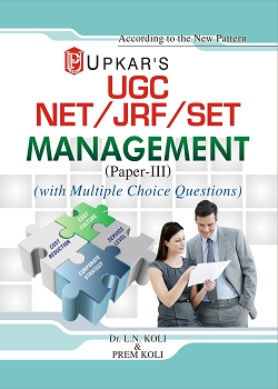 UGC - NET JRF SET Management Paper-III