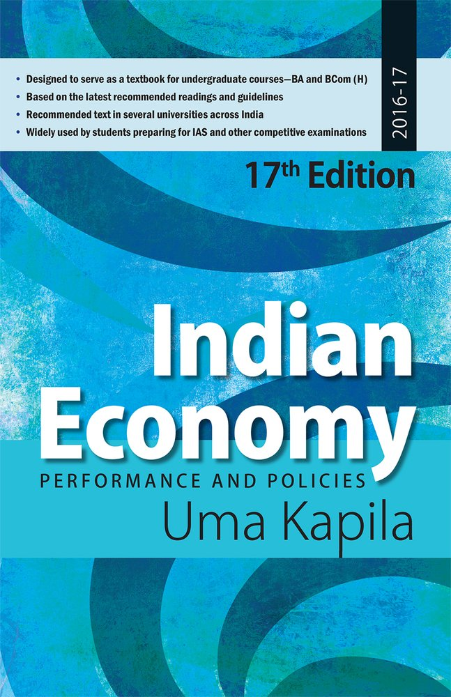 Indian Economy Performance and Policies