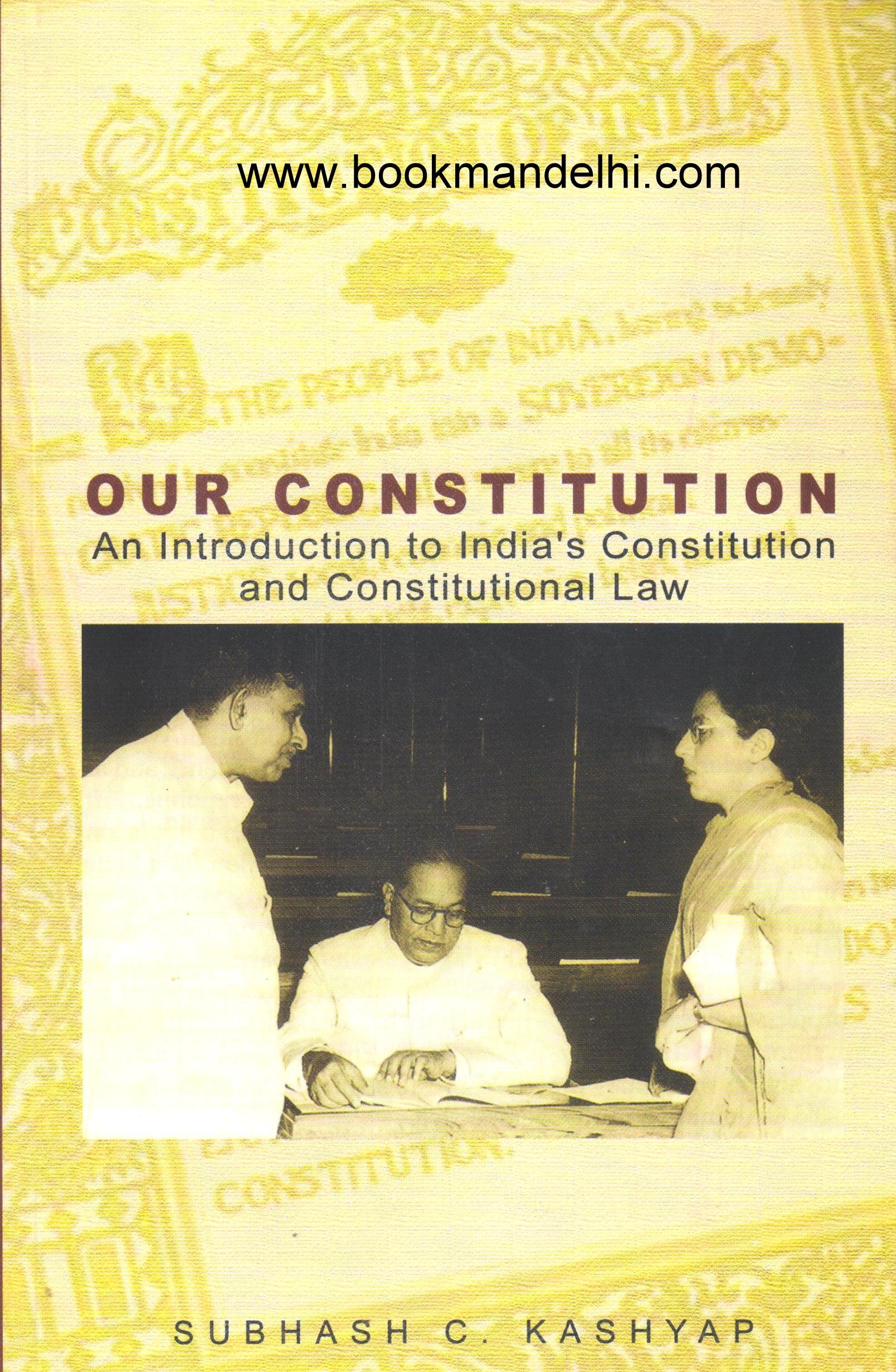 our constitution by subhash kashyap ebook