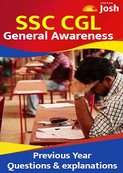 General Awareness Previous Year Question Bank for SSC CGL Exam