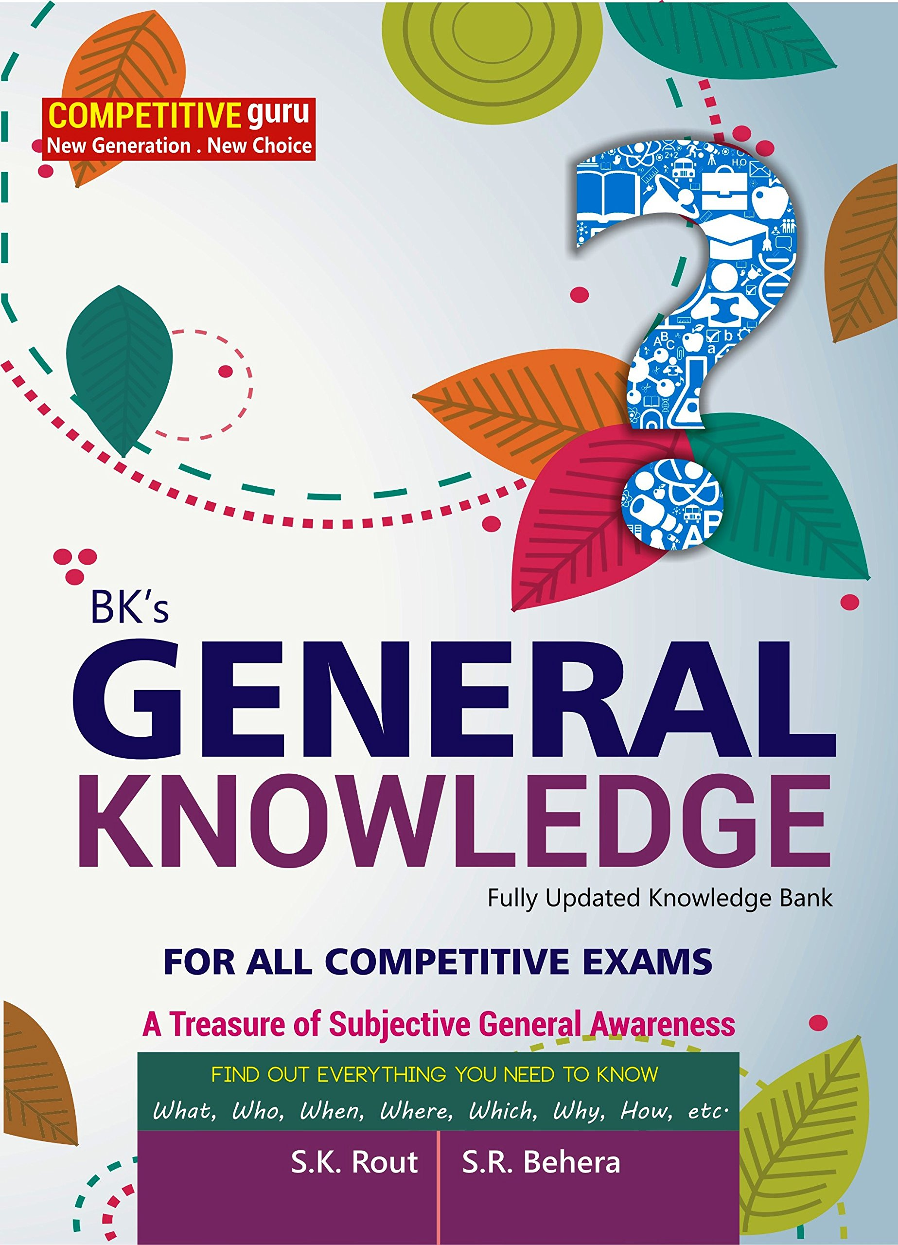 General Knowledge - A Treasure of Subjective General