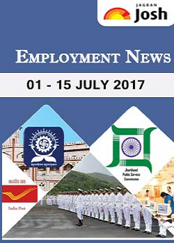 Employment News 1-15 July 2017
