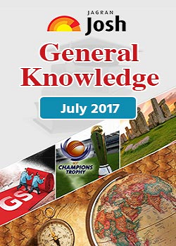 General Knowledge July 2017