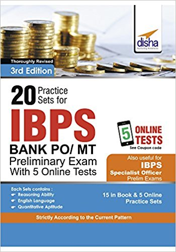 20 Practice Sets for IBPS PO-MT Prelims Exam