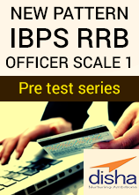 New pattern RRB Officer Scale 1 Pre test series