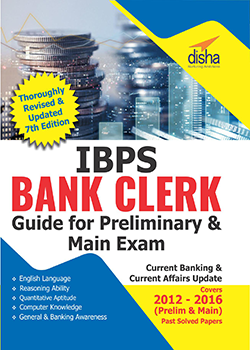 IBPS Clerk Guide for Preliminary and Main Exams - 7th Edition