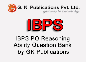 IBPS PO- Reasoning Ability Question Bank