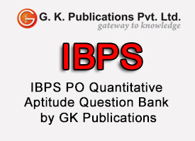 IBPS PO- Quantitative Aptitude Question Bank