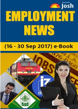 Employment News 16-30 September 2017