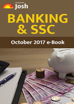 Banking and SSC October 2017