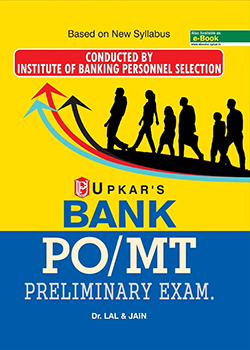 IBPS Bank PO/MT Preliminary Exam