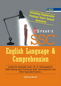 SSC English Language and Comprehension