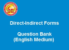 Direct Indirect Forms Question Bank